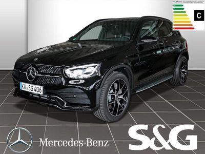 gebraucht Mercedes GLC300 4MATIC AMG-Line Multibeam/360°/Pano/20/
