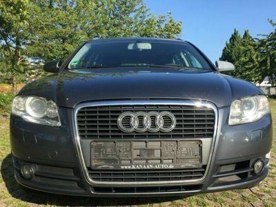 gebraucht Audi A4 Avant 2.0 TDI Xenon Euro 4 TÜV bis...