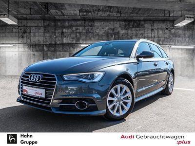 gebraucht Audi A6 Avant 3.0TDI qua S-trc S-line EU6 AHK ACC Navi