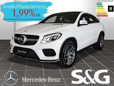 gebraucht Mercedes GLE350 d 4MATIC AMG-Line Distronic/PanoDach/360