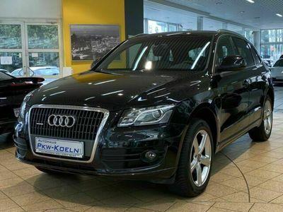 gebraucht Audi Q5 2.0 TFSI quattro*S-Line*AHK*MMi*SOUND*SiTZHZG