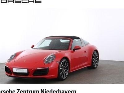 gebraucht Porsche 911 Targa 4S 991 (911)  Sportabgasanlage  