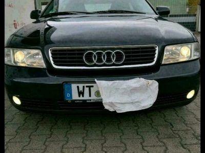 gebraucht Audi A4 1,6 Liter Motor