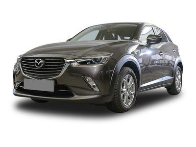 gebraucht Mazda CX-3 1.5 SKYACTIV-D 105 Exclusive-Line