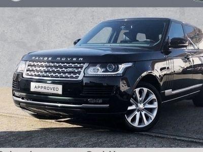 gebraucht Land Rover Range Rover SDV8 Vogue Standheizung+Pano