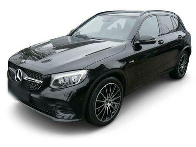 gebraucht Mercedes GLC43 AMG AMG BITURBO * 4MATIC * 9G-TRONIC *NIGHT-PAKET & EXCLUSIVE EXTERIEUR * AHK * NAVI * LED * 20 ZOLL