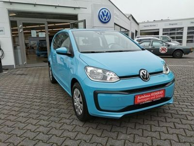 gebraucht VW up! up! moveBMT/Start-Stopp+Drive Pack+Klima