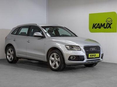 gebraucht Audi Q5 2.0 TDI quattro Aut. +Bi-Xenon +Navi +PDC +Leder/Alcantara