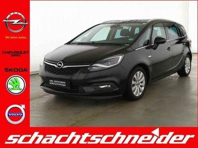 gebraucht Opel Zafira 1.6 Tubo Aut. Innovation+Navi+Kamera+AGR+