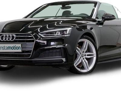 gebraucht Audi A5 Cabriolet A5 2.0 TFSI 3x S LINE LED NAVI LM19