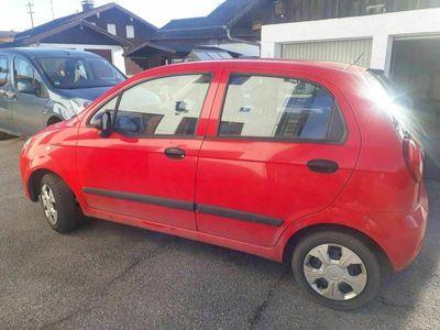 gebraucht Chevrolet Matiz 0.8 S als in Teisendorf