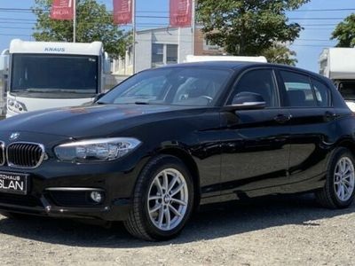 gebraucht BMW 116 i Advantage Sitzheizung+Kamera+Navi+Alu