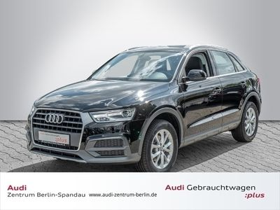 used Audi Q3 design 1.4 TFSI cylinder on demand ultra 110 kW (150 PS) 6-Gang