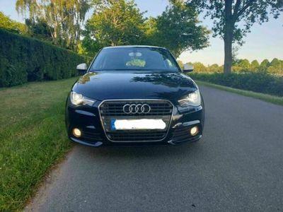 gebraucht Audi A1 1.4 TFSI S line 17 Zoll, Xenon, Klimaaut.