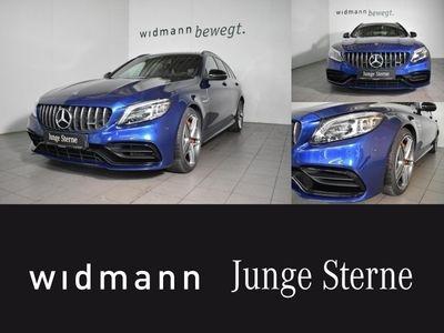 gebraucht Mercedes C63 AMG AMG S T Drivers P.*Comand*Multib.*Sport-AGA