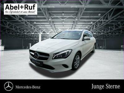 gebraucht Mercedes CLA180 - BENZd SB LED Navi ParkPilot Tempomat AHK SHZ