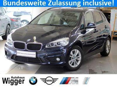 gebraucht BMW 214 Active Tourer d Advantage/LED/Navi/HUD/MFL