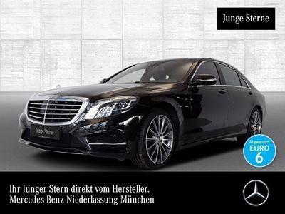 gebraucht Mercedes S500L 4M AMG Fahrass Nachtsicht Fondent 360°