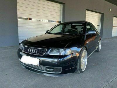 gebraucht Audi A3 8L 1.9 TDi S3 Umbau Recaro