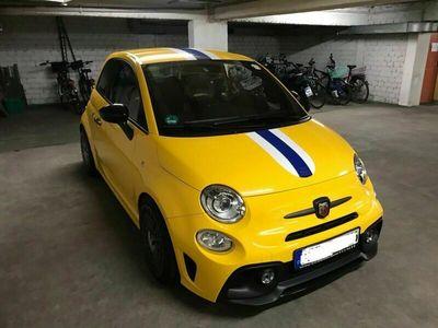 gebraucht Abarth 595 Competizione als Sportwagen/Coupé in bruchköbel