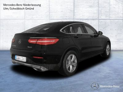 gebraucht Mercedes GLC220 Exclusive Exkl.-Paket LED Navi Keyless-Go