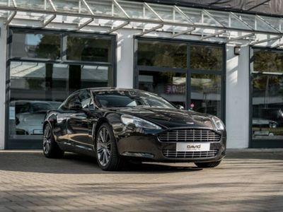 gebraucht Aston Martin Rapide 6.0 V12 Touchtronic Luxury AM Garantie