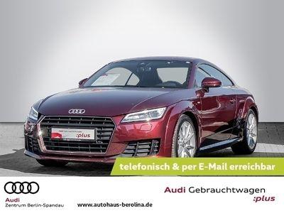 gebraucht Audi TT Coupé 2.0 TFSI S line S tronic *NAVI+*XENON*SHZ