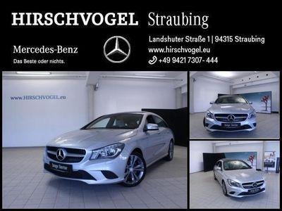 gebraucht Mercedes CLA250 Shooting Brake 4MATIC ILS+Panorama+Navi+Ka