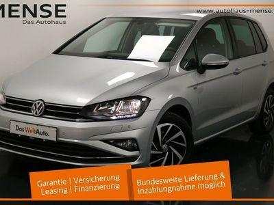 gebraucht VW Golf Sportsvan 1.0 TSI JOIN Navi SHZG CompositionMedia