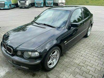 gebraucht BMW 325 ti Compact E46 8fach Bereift Inspek...