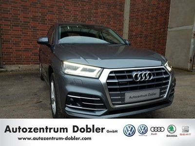 gebraucht Audi Q5 sport 35 TDI quattro S tronic,ACC,AHK,S line se (N