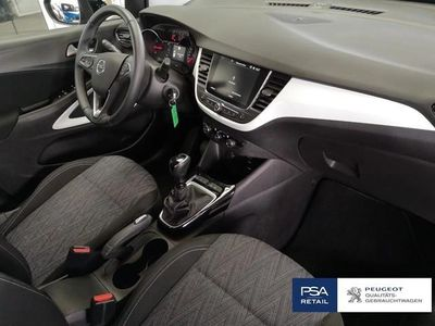gebraucht Opel Crossland X 1.2 Start/Stop 2020*NAVI*EPH*RFK*ALU*