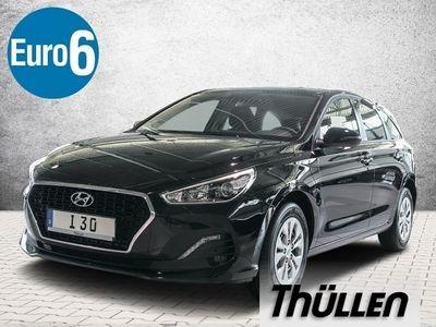 gebraucht Hyundai i30 Kombi 1,0 Turbo 120 PS SoKo Navigation