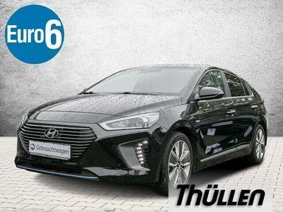 gebraucht Hyundai Ioniq Hybrid Premium Bluetooth Navi Vollleder