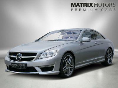 gebraucht Mercedes CL65 AMG AMG MAGNO-MATTGRAU 1.Besitz
