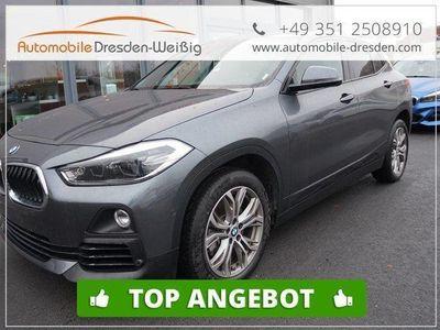 gebraucht BMW X2 sDrive20i Steptronic*NavPlus*HeadUp*18Zoll