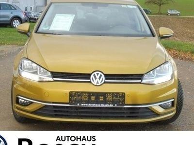 gebraucht VW Golf VII 2.0 TDI Sound PDC ACC Bluetooth Navi