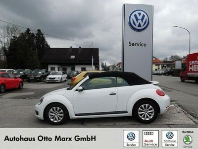 gebraucht VW Beetle Cabriolet Cabrio 1.2 TSI -EURO 6- (PDC, Comp. Media,