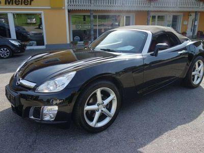 "gebraucht Opel GT 2,0 Roadster -194KW-""LEDER schwarz/rot"""