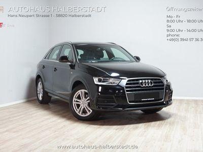 gebraucht Audi Q3 2,0 TDI quattro S-line/Navigation/Keyless