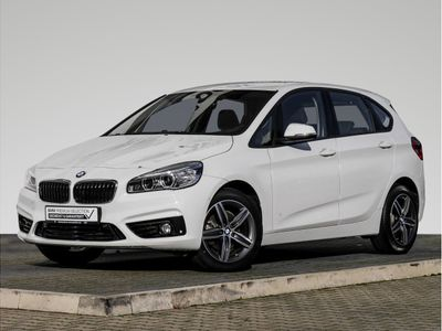 gebraucht BMW 218 Active Tourer 2er d Sport Line
