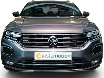 gebraucht VW T-Roc T-RocSport R-LINE 1.5TSI 150PS DSG NAVILED18'
