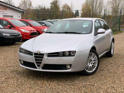 gebraucht Alfa Romeo 159 Alfa2.4JTDm 200ps*Navi*Xen*Leder*Autom*PDC* als Kombi in Furstenwalde