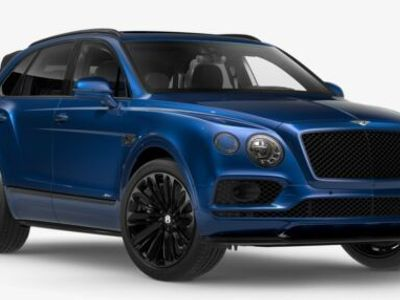 gebraucht Bentley Bentayga Speed Stuttgart