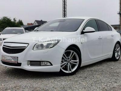 gebraucht Opel Insignia A Lim. Sport 4x4/NAVI/ BI-XENON