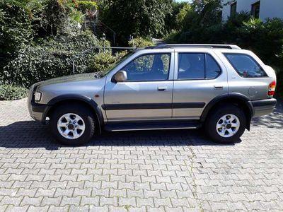 gebraucht Opel Frontera 3.2 Limited