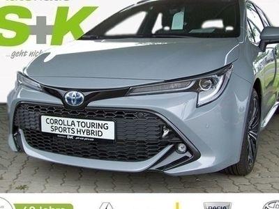 gebraucht Toyota Corolla 2,0-l-Hybrid TS Club *Navi*LED* ABS ESP