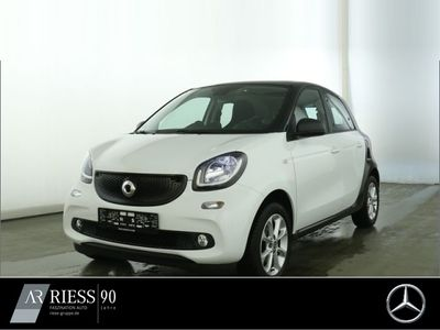 gebraucht Smart ForFour 66 kW turbo twinamic Pano.