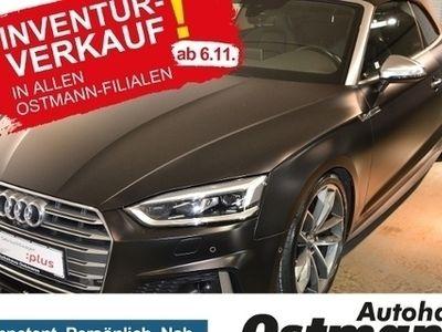 gebraucht Audi S5 Cabriolet 3.0 TFSI quattro FOLIERT*LED*NAVI*E