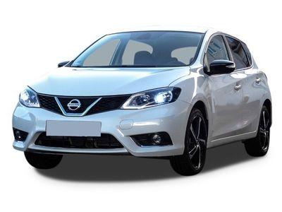 gebraucht Nissan Pulsar Black Edition 1.2 DIG-T LED TEILLEDER NAVI KLIMA SHZ